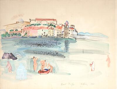 Raoul Dufy, 'Collioure', 1941