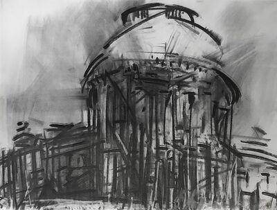 Dennis Creffield, 'Ickworth House', 1990