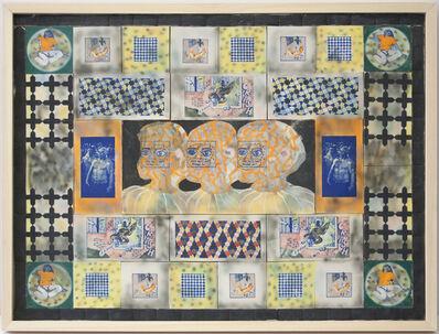 Trevor Baird, 'Personal Tiles', 2017