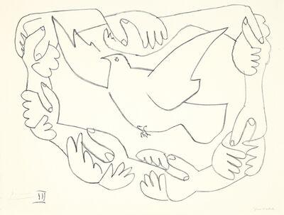 Pablo Picasso, 'Les mains liées III', 1952