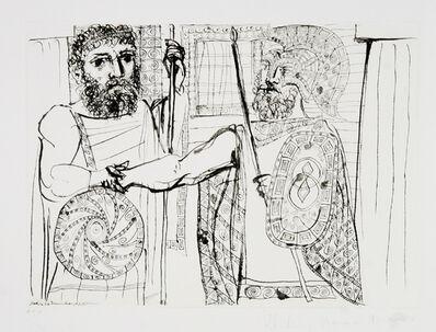Pablo Picasso, 'Etude Pour Lysistrata', 1973