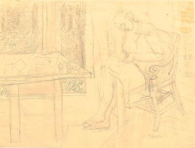 Jeanne Daour, 'Interior', 1941