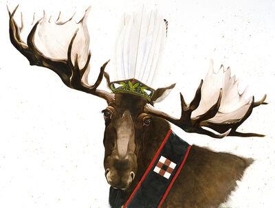 Scott Kelley (b. 1963), 'Moose'