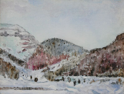 Dorothy Knowles, 'Snow'