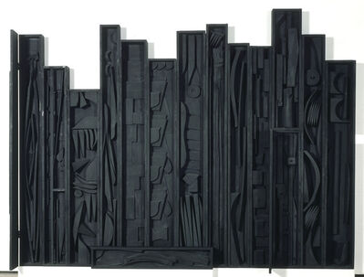 Louise Nevelson, 'Tropical Garden II', 1957