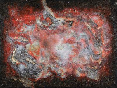 Bernardo Montoya, 'Nebulosa  Ruido Blanco J 0472976,  Landscape from a vision,  Instituto Arte y Maravillas, 3000', 2018