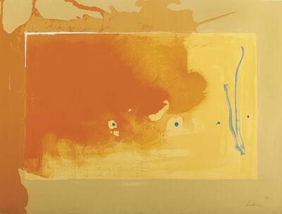 Helen Frankenthaler, 'Bilbao', 1998