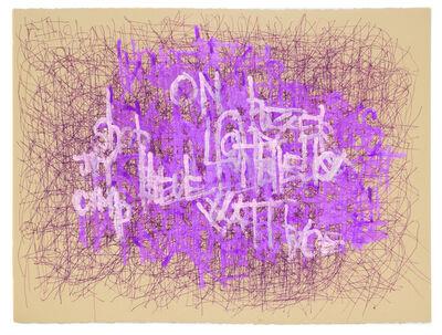 Dan Miller (b. 1961), 'Untitled', n.d.