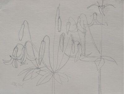 Alex Katz, 'Day Lillies', ca. 1960