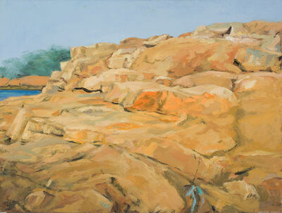 George Nick, 'Rafe's Chasm', 2014