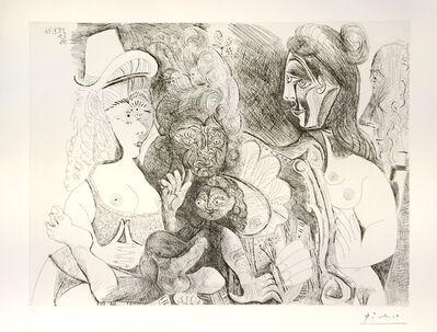 Pablo Picasso, 'La Fete de la Patronne ', 1971