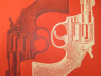 Peter Mars, 'Double Gun: Chicago Style', 2013