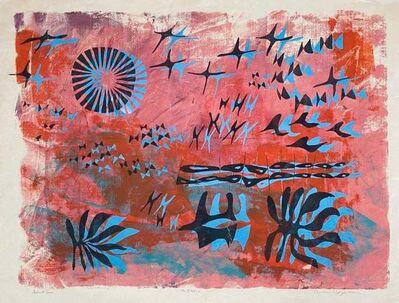 lawrence kupferman, 'Black Sun', 1966