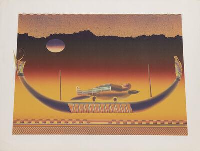 Tom Akawie, 'Barge of Ichneumon', 1980