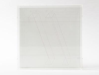 Norihiko Terayama, 'Two Red Boxes', 2019