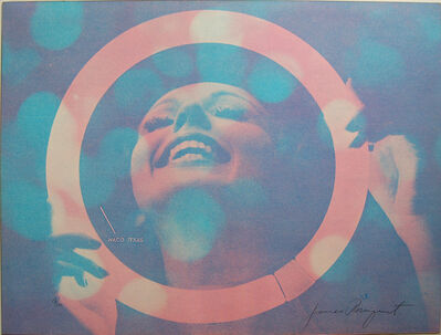 James Rosenquist, 'Somewhere to Light', 1966