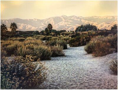 Janet Milhomme, 'Desert Sunset', 2021