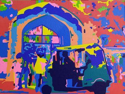 Suchit Shani, 'Metropolitan-3', 2015