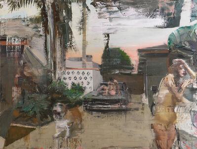 Andy Denzler, 'Winston in Venice Beach ', 2021