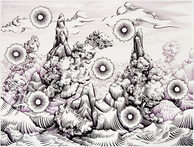 Saul Chernick, 'Cataclysm', 2008