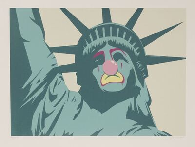 D*Face, 'Statue Of Liberty', 2008