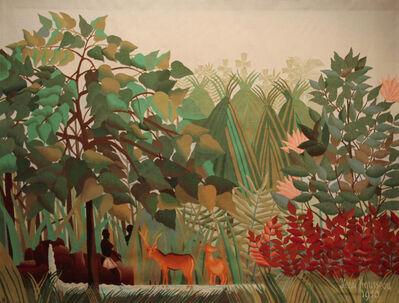 """Henri Rousseau, '""""La Cascade""""', 1910/c. 2000"""