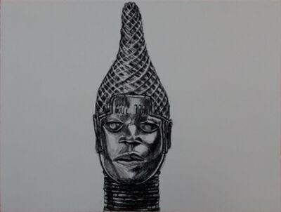 Robert Pruitt, 'Benin Head', 2014