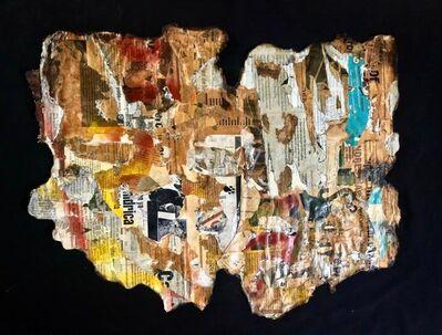 """Alfredo Romero, '""""Jacques Villegle Live in Mexico I""""', 2019"""