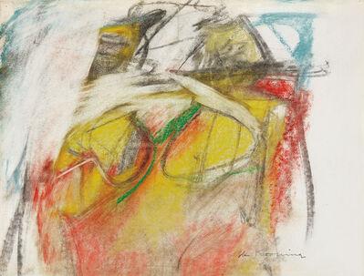 Willem de Kooning, 'Woman', 1952