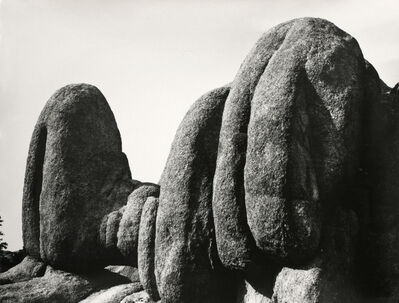 Aaron Siskind, 'Granite Dells 9', 1949