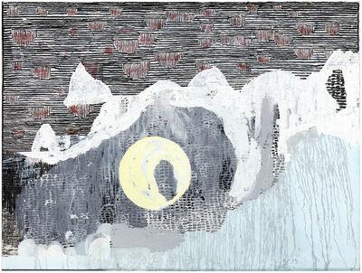 Jan Kenneth Weckman, 'Low Full Moon Meltdown', 2020