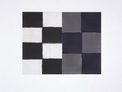 Sean Scully, 'Union Grey', 1994