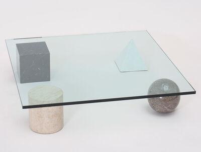 Massimo Vignelli, 'Coffee Table', 1979