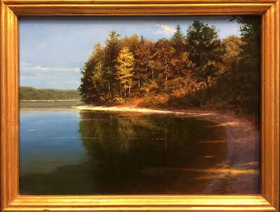 Ken Salaz, 'Afternoon Sunlight Stroll - Walden', 2020