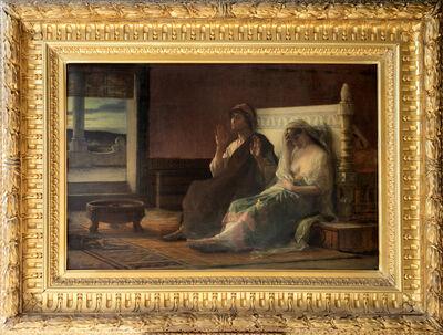 Alexandre Cabanel, 'The Story Teller', 1883