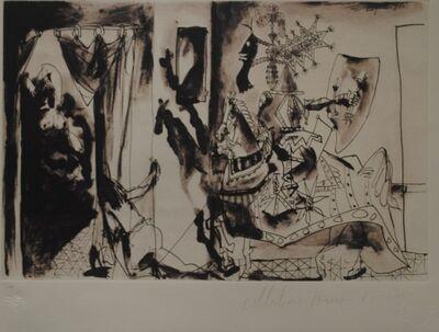 Pablo Picasso, 'Chevalier en Armure', 1979-1980