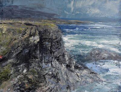 Donald Teskey, 'Coastal Report VIII- Glenross Point, co Mayo', 2016