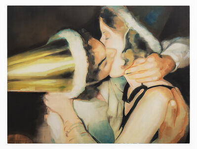 Kate Gottgens, 'New Years Kiss', 2019