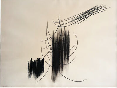 Hans Hartung, 'Untitled', 1957
