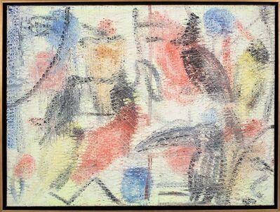 Hunt Slonem, 'Monday', 1992
