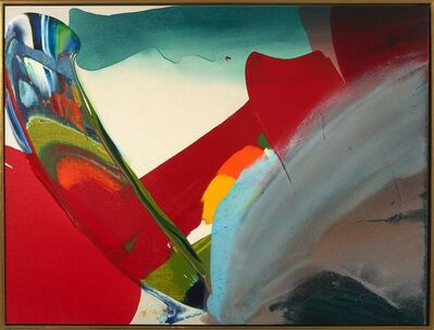 Paul Jenkins, 'Phenomena Cardinal Winds', 1982