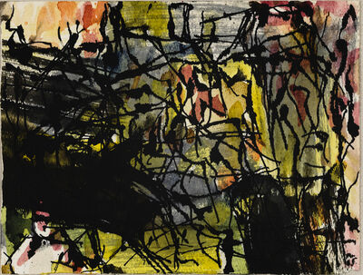 Jean-Paul Riopelle, 'Untitled ', 1965