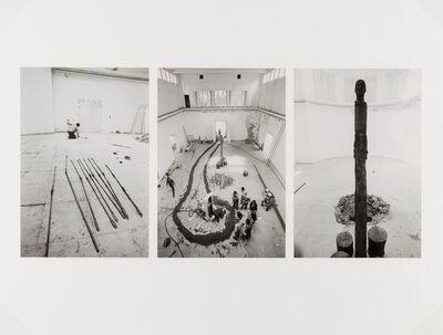 Joseph Beuys, 'Tram Stop 1976/2007', 2007