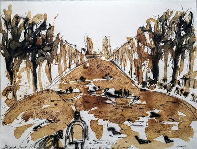 Norma de Saint Picman, 'Souvenirs de Paris - L'enfance, Versailles, Les petites bateaux...; Adrian Samuel', 2003