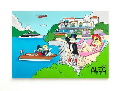 Alec Monopoly, 'Money Team Take Over Hotel Du Cap Eden Roc', 2019