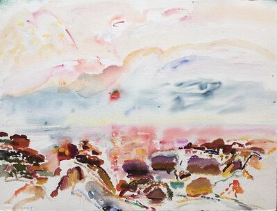 Bernard Chaet, 'Calm', 1989