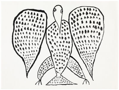 Judy Kensley McKie, 'Spotted Eagle', undated