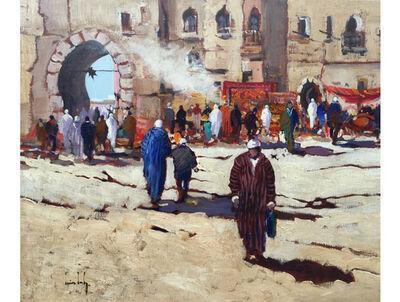 Olivier Suire Verley, 'Ramparts at Marrakech'