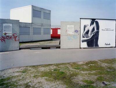 Max Regenberg, 'Randnotiz # 1995, LB System Berlin-Potsdamer Platz', 1995