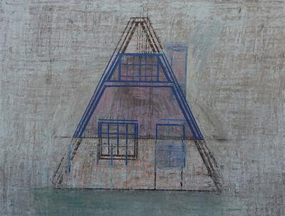 Miguel Castro Leñero, 'House - Volcano', 2017